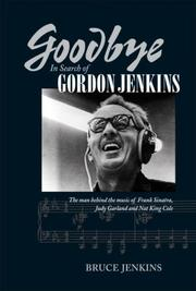 Cover of: Goodbye | Bruce Jenkins