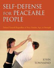 Cover of: Self-Defense for Peaceable People | John Townsend