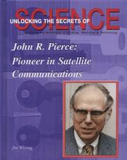 Cover of: John R. Pierce