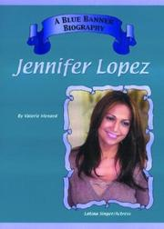Cover of: Jennifer Lopez