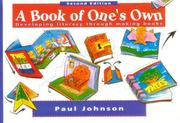 A book of one's own by Johnson, Paul