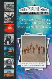 Cover of: Exploring the North Pole | Josepha Sherman