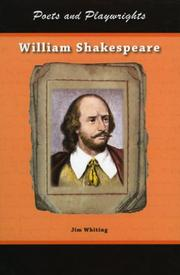 Cover of: William Shakespeare (Poets & Playwrights) (Poets & Playwrights) (Poets & Playwrights)
