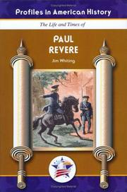 Cover of: Paul Revere (Profiles in American History) (Profiles in American History)