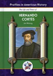 Cover of: Hernando Cortes (Profiles in American History) (Profiles in American History)