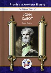 Cover of: The life and times of John Cabot