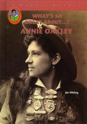 Cover of: Annie Oakley