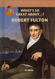 Cover of: Robert Fulton