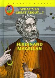 Cover of: Ferdinand Magellan