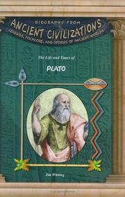 Cover of: Plato (Biography from Ancient Civilizations) (Biography from Ancient Civilizations)