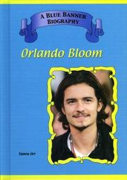 Cover of: Orlando Bloom (Blue Banner Biographies)