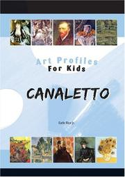 Cover of: Canaletto (Art Profiles for Kids) (Art Profiles for Kids)