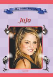 Cover of: JoJo (Blue Banner Biographies) (Blue Banner Biographies)