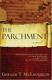 Cover of: parchment | Gerald T. McLaughlin