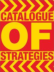 Cover of: Catalogue of Strategies |