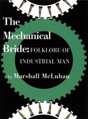 Cover of: The Mechanical Bride - Facsimile
