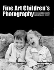 Cover of: Fine art children's photography
