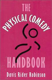 Cover of: The physical comedy handbook
