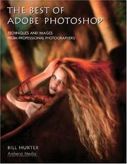 Cover of: The Best of Adobe Photoshop | Bill Hurter