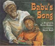 Cover of: Babu's song