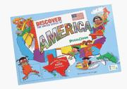 Cover of: Discover the United States of America puzzlebook