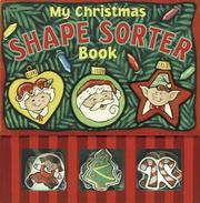 Cover of: My Christmas Shape Sorter Book | Christine Mau
