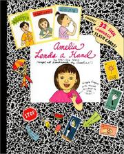 Cover of: Amelia lends a hand