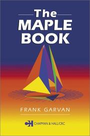 Cover of: The MAPLE Book