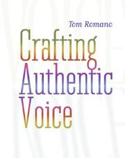 Cover of: Crafting authentic voice
