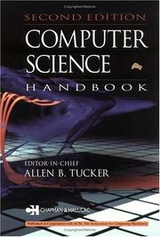 Cover of: Computer Science Handbook | Allen B. Tucker