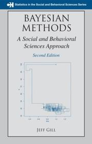 Cover of: Bayesian Methods | Jeff Gill