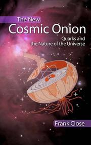 Cover of: The New Cosmic Onion | Frank Close