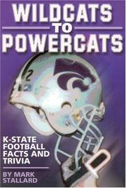 Cover of: Wildcats To Powercats  | Mark Stallard