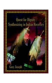 Cover of: Quest for Dignity