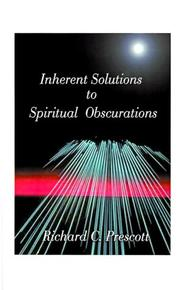 Cover of: Inherent Solutions to Spiritual Obscurations