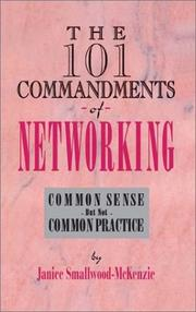The 101 Commandments of Networking