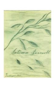 Cover of: Autumn Farewell | Elsa Burgess-Flores