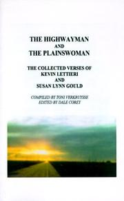 Cover of: The Highwayman and the Plainswoman | Kevin Lettieri
