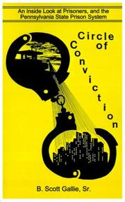 Cover of: Circle of Conviction | B. Scott, Sr. Gallie