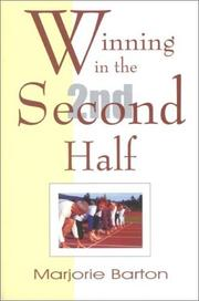 Cover of: Winning in the second half