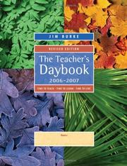 Cover of: The Teacher's Daybook, 2006-2007