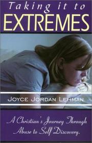 Cover of: Taking it to extremes