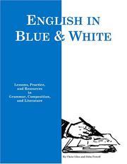 Cover of: Blue and White English | John Powell, Chris Giles