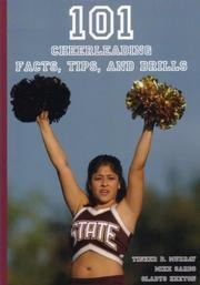 Cover of: 101 Cheerleading Facts, Tips, and Drills | Tinker D. Murray