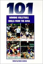 101 Winning Volleyball Drills from Avca (The Art & Science of Coaching Series)