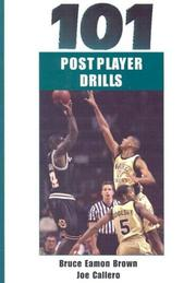 Cover of: 101 Post Player Drills | Bruce Eamon Brown