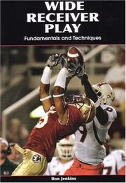 Cover of: Wide Receiver Play