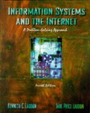 Cover of: Information systems and the Internet