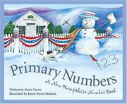 Cover of: Primary numbers | Harris, Marie.