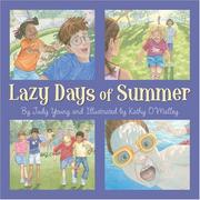 Cover of: Lazy Days of Summer | Judy Young